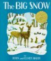 The Big Snow (REISSUE) - Berta Hader, Elmer Hader