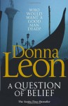 A Question of Belief (Commissario Brunetti, #19) - Donna Leon