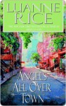 Angels All Over Town - Luanne Rice