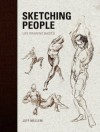 Sketching People: Life Drawing Basics - Jeff Mellern
