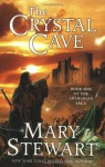 The Crystal Cave (Merlin, #1) - Mary Stewart, Stephen R. Thorne