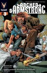 Archer & Armstrong (2012- ) #3 (Archer & Armstrong (Digital Exclusives Edition), #3) - Fred Van Lente, Clayton Henry, Pere Pérez