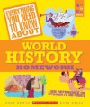 Everything You Need To Know About World History Homework - Anne Zeman, Kate Kelly