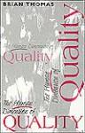 The Human Dimension of Quality - Brian Thomas