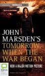 Tomorrow, When the War Began - Suzi Dougherty, John Marsden