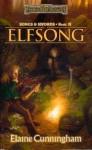Elfsong (Forgotten Realms: The Harpers, #8; Songs & Swords, #2) - Elaine Cunningham