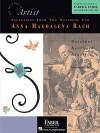 Selections from the Notebook for Anna Magdalena Bach: Developing Artist Original Keyboard Classics (Developing Artist Library) - Johann Sebastian Bach, Nancy Faber, Randall Faber
