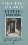 Diaries, 1923-1925 - Siegfried Sassoon, Rupert Hart-Davis