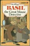 Disney's The Great Mouse Detective - Golden Books