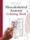 Musculoskeletal Anatomy Coloring Book - Joseph E. Muscolino