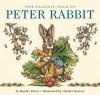 Peter Rabbit Board Book - Charles Santore, Elizabeth Encarnacion