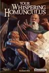 Your Whispering Homunculus - Richard Pett