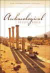 NIV Archaeological Study Bible, Large Print: An Illustrated Walk Through Biblical History and Culture - Walter C. Kaiser Jr., Duane Garrett