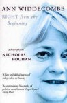 Ann Widdecombe : right from the beginning - Nick Kochan
