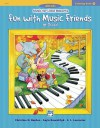Music for Little Mozarts Coloring Book, Bk 3: Fun with Music Friends at the Piano Lesson - Alfred Publishing Company Inc.
