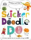 Sticker Doodle Do (Doodle Monster's) - Roger Priddy