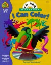 I Can Color Interactive [With *] - Multimedia Zone Inc