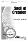 "Spell of Creation: #1 from ""The Magic of God's World"" - Kathleen Raine, Ruth Watson Henderson"
