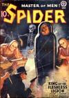 The Spider, Master of Men! #68: King of the Fleshless Legion - Grant Stockbridge, Norvell W. Page