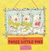 The Three Little Pigs Big Book (Big Book) - Paul Galdone, Joanna C. Galdone