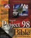 Microsoft Project 98 Bible - Nancy Stevenson