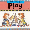 Chimp and Zee Play - Catherine Anholt, Laurence Anholt