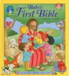 Baby's First Bible (Board Book) - Colin Maclean, Moira Maclean