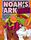 Noah's Ark Sticker Book - Kenneth L. Barker