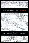 Letters from Prison - Marquis de Sade