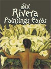 Six Rivera Paintings Cards - Diego Rivera