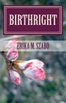 Birthright (Ilona the Hun series, book one) - Erika M. Szabo