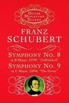 Symphonies Nos. 8 & 9 - Franz Schubert