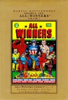 Marvel Masterworks: Golden Age All-Winners, Vol. 1 - Joe Simon, Jack Kirby, Stan Lee, Carl Burgos, Bill Everett