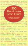 500 Best-Loved Song Lyrics - Ronald Herder