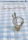 See You at Harry's - Jo Knowles, Kate Rudd