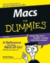 Macs for Dummies - David Pogue