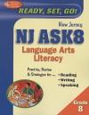 NJ ASK8 Language Arts Literacy - J. Brice, J. Brice, Dana Passananti