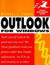 Outlook 2000 for Windows: Visual QuickStart Guide - Michael J. Young