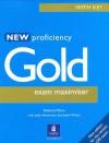New Proficiency Gold: Exam Maximiser (with key) - Richard Mann, Jacky Newbrook, Judith Wilson