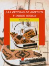 Las Pruebas de Imprenta y Otros Textos - Rodolfo Walsh