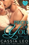 Pieces of You (Shattered Hearts 2) - Cassia Leo