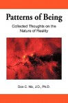 Patterns of Being: Collected Thoughts on the Nature of Reality - C. Nix Don C. Nix