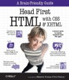 Head First HTML with CSS & XHTML - Elisabeth Robson, Eric Freeman, Kathy Sierra, Rich Gibson