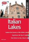 AAA Essential Italian Lakes - Richard Sale, Barbara Rogers, Stillman Rogers