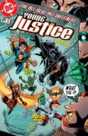 Young Justice (1998-2003) #21 - Peter David, Todd Nauck, Sunny Lee