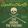 Cat Among the Pigeons (Audio) - Hugh Fraser, Agatha Christie