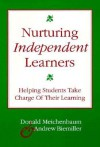 Nurturing Independent Learners - Donald Meichenbaum