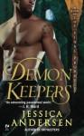 Demonkeepers (Nightkeepers, #4) - Jessica Andersen