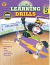 Daily Learning Drills, Grade 5 - Brighter Child, Carson-Dellosa Publishing
