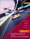 Basic Mathematical Skills with Geometry with Smart CD-ROM, Windows Package - James Streeter, Louis Hoelzle, Barry Bergman, Donald Hutchison
